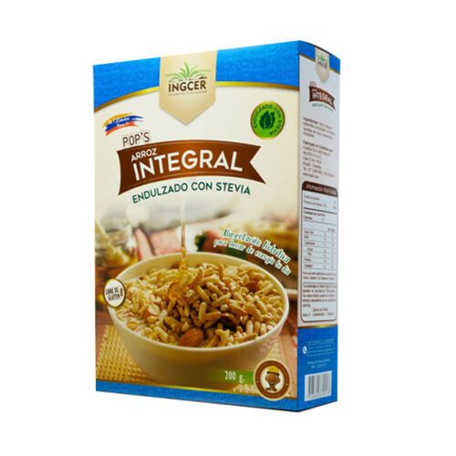 cereal Ingcer arroz integral