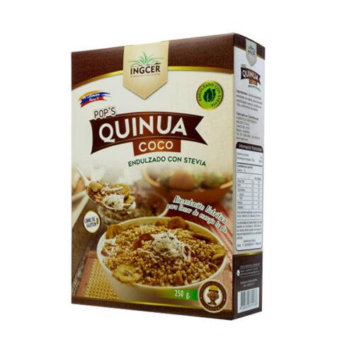 cereal Ingcer quinua coco